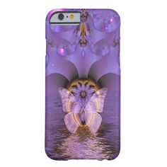 Gorgeous Abstract Butterfly iPhone Case