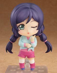 Love Live! Nendoroid Action Figure Nozomi Tojo Training Outfit Ver. 10 cm ( Good Smile Company ) <