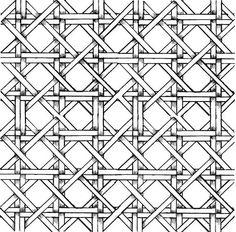 Pattern Line Drawing