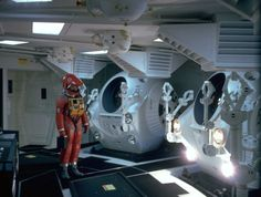 Keir Dullea on the set of A Space Odyssey. Dmitri Kessel—The LIFE Picture Collection/Getty Images Tv Movie, Sci Fi Movies, Iconic Movies, Keir Dullea, 2001 A Space Odyssey, Other Space, Artwork Images, Popular Art, Life Pictures