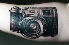 camera tattoo - Recherche Google