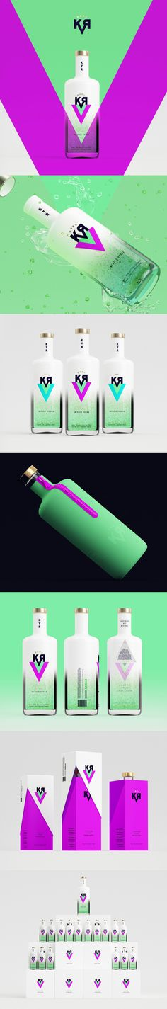 KRV #brand #marca #swt #embalagem #packaging