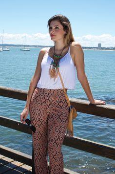 #PATTERNEDPANTS #pants #moda #fashion #patterned #pantalón #pantalones #look #pantalon #sea #mar Patterned Pants, Pants Pattern, Parachute Pants, Harem Pants, Fashion, Pants, Moda, Patterned Jeans, Harem Jeans