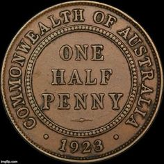 Old Coins Worth Money, Old Money, Australian Money, English Coins, Foreign Coins, Valuable Coins, Penny Coin, Money Bank, Coin Worth