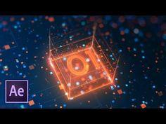Стильная Hi-Tech композиция в After Effects (Nix Studio Edition)