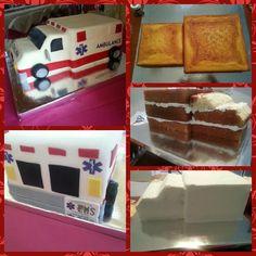 "BY Cassandra Aikens tried the ""Ambulance"