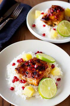 ... Chicken on Pinterest | Chicken thighs, Fried chicken and Stuffed
