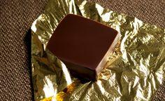 Recette de chocolats au yuzu par Jean-Paul Hévin
