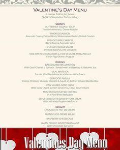 Avocado Crema, Salmon Avocado, Classic Caesar Salad, Watermelon Radish, Fresh Figs, Feb 14, Romantic Night, Love Is In The Air, Smoked Bacon