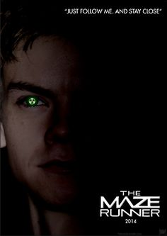 Newt I Character Poster/Fanmade | The Maze Runner | Book series by James Dashner |