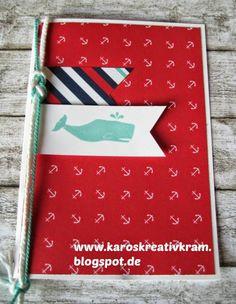 Karos Kreativ Kram: Ahoi there :-)
