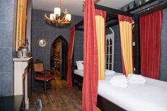 Verblijf in het magische 'Harry Potter'-hotel in Londen - Reisnieuws - Reizen - KnackWeekend.be