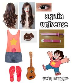 A home decor collage from February 2016 Steven Universe Oc, Twin Brothers, Themed Outfits, Movies And Tv Shows, Interior Decorating, Interior Design, Polyvore Fashion, Dress Outfits, Old Navy