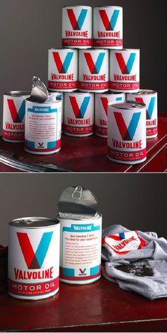 Packaging creativo para ropa 1