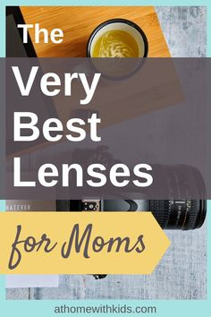 Not sure what lenses to buy for your camera? There are so many camera lenses to choose from and it can be hard to pick the right one for you. These are the very best lenses for moms including the one I rarely ever take off my camera. Best Camera For Photography, Dark Photography, Photography For Beginners, Children Photography, Family Photography, Best Canon Lenses, Best Camera Lenses, Best Dslr, Camera Deals