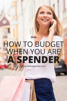 Everyone loves to spend money but sometimes the love for spending can really do some major damage on your budget. Click to read about how you can still budget your money even when you are a spender.