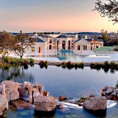 The 32,000 sq ft Bradbury Estates located in Bradbury, California! Offering an infinity edge pool, 15 person jacuzzi, guesthouse, 10 car garage, pool house, 3D theatre, 2,000 bottle wine cellar, poker lounge, a trout pond with a two story waterfall, a subterranean firing range and unparalleled city and ocean views. | Listed at $68,800,000 by Real Estate Tycoon Donald Abbey