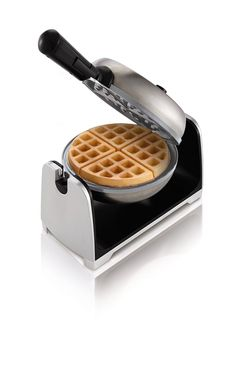 Oster CKSTWFBF22-ECO DuraCeramic Flip Waffle Maker, Stainless Steel -- Learn more by visiting the image link.