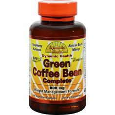 http://mkthlthstr.digimkts.com/  Where has this been?  health products treats   Dynamic Health Green Coffee Bean Capsules - 60 Vcaps