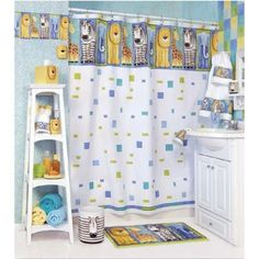 Kids Shower Curtain For A Great Range Of Kitchen, Bathroom Taps And Showers