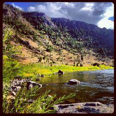 Bear Trap Canyon, Montana