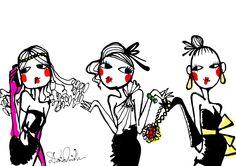 Fashio Girls by DM