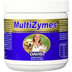Davis MultiZymes Nutritional Supplement, 14 oz @@ You can read more reviews of the product by visiting the link on the image. (This is an affiliate link and I receive a commission for the sales)