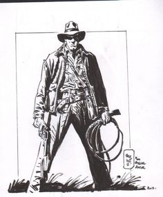 Indiana Jones - Jordi Bernet
