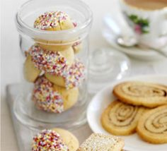 These colourful cookies are bound to be a big hit with kids and adults alike