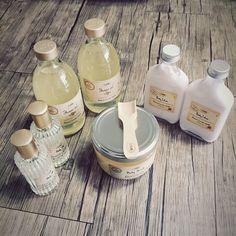 Sabon Massage Oil, Shower Oil, Body Lotion & Body Scrub