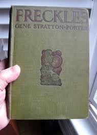 freckles gene stratton porter - Google Search