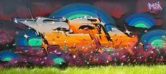 Roids. MSK. Graffiti.