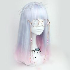 Blue Wigs Lace Frontal Hair Kids Blue Wig Static Hair Best Shampoo For – xxshoop Pelo Lolita, Lolita Hair, Cosplay Hair, Cosplay Wigs, Frontal Hairstyles, Wig Hairstyles, Medium Hairstyles, Casual Hairstyles, Latest Hairstyles