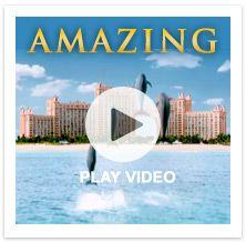 Atlantis on Paradise Island in the Bahamas! All expense-paid trip courtesy of Beachbody! I'm SO blessed!