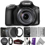 Altura Photo Action Video Camera best price  Canon PowerShot SX60 HS Digital Camera w/ Essential Bundle  Includes: Altura Photo UV-CPL-ND4 Mini HDMI Cable 67mm Lens Adapter Ring Vivitar NB-10L Replacement Battery Camera Cleaning Set