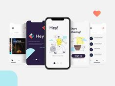Great work from a designer in the Dribbble community; your best resource to discover and connect with designers worldwide. Mobile Ui Design, App Ui Design, Dashboard Design, Ui Kit, Modern Web Design, Design Web, Graphic Design, App Marketing, User Experience Design