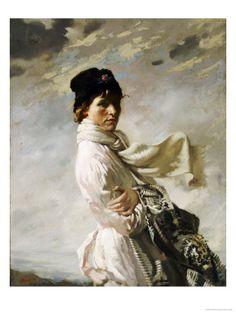 Sir William Orpen - In Dublin Bay, 1909