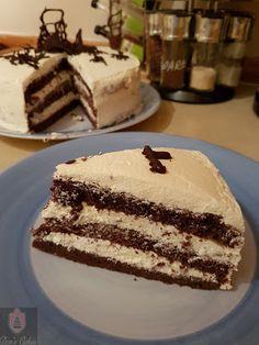 Dea's Cakes: Mascarpone Sponge Cake- Tort cu crema de mascarpon...