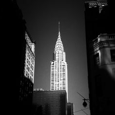 ny, chrysler building | by isc