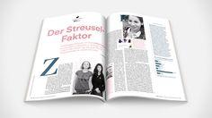 W&V 28/2015 #layout #editorial #design #wuv