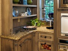 If your kitchen lacks organization, consider these chic storage solutions.
