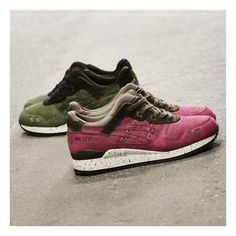 Asics Gel Lyte III (After Hours Pack)