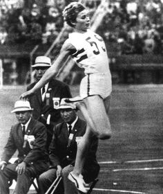 1964 - Mary Rand - Athletics