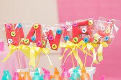 Lalaloopsy Bakeshop Party with So Many Fabulous Ideas via Kara's Party Ideas | KarasPartyIdeas.com #LaloopsyDoll #Party #Ideas #Supplies (29)