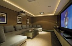 Home theaters living Contemporary - contemporary - media room - london - Hill Mitchell Berry Home Cinema Room, Home Theater Setup, Home Theater Rooms, Home Theater Design, Home Theater Seating, Movie Theater, Media Room Design, Small Room Design, Family Room Design