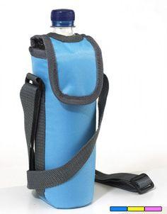 Nevera para botella de 0,5 l. Disponible en 3 colores. Desde 2,06 € en www.areadifusion.com