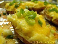 Trisha Yearwoods Twice Baked Potatoes