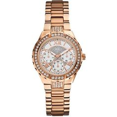 Love Rose Gold? Treat yourself to this stunning Guess Ladies' Viva Multidial Rose Gold Tone Sports Watch- W0111L3 - £148.50  View it here: http://www.nigelohara.com/guess-ladies-viva-multidial-rose-gold-tone-sports-watch-w0111l3-pid22015.html  Or view our entire range of Guess watches using the following link: http://www.nigelohara.com/guess-watches