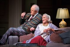 'A Delicate Balance' Revival with John Lithgow and Glenn Close.