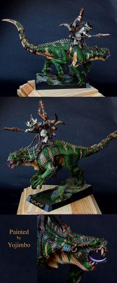 lizardman Carnosaur